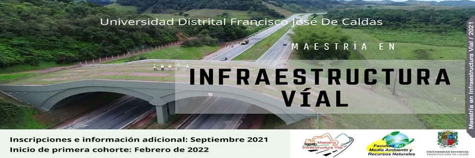 Maestría en Infraestructura Vial