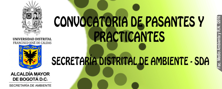 Convocatoria Secretaria