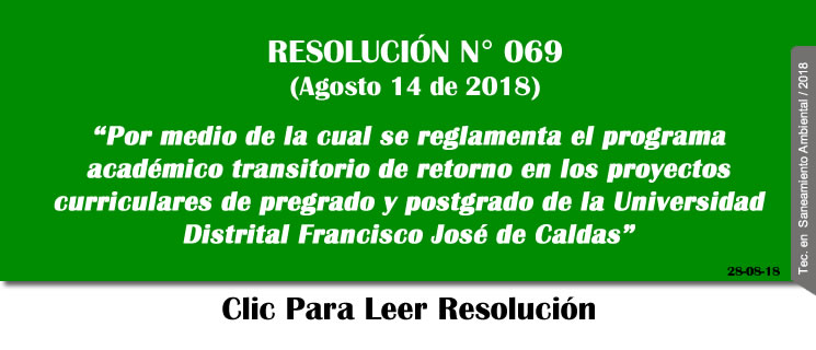Resolución 069