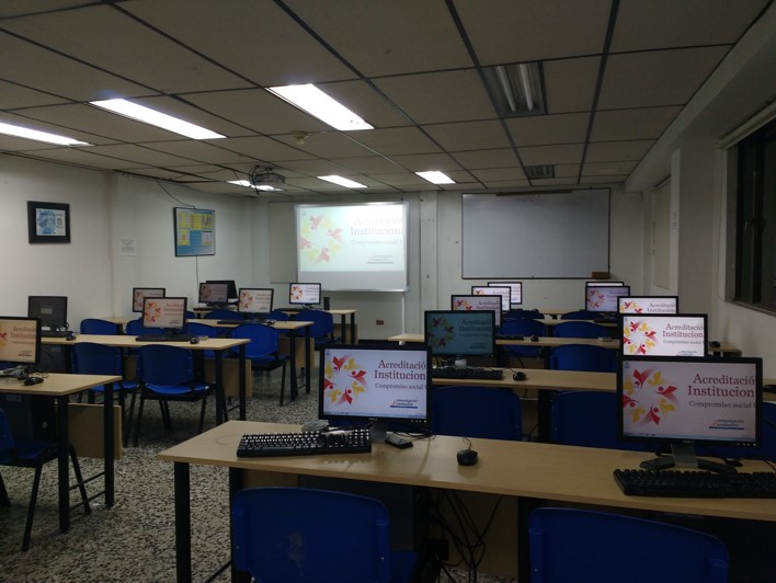 Sala 9: Laboratorio Especializado de Inteligencia Artificial y Telepresencia